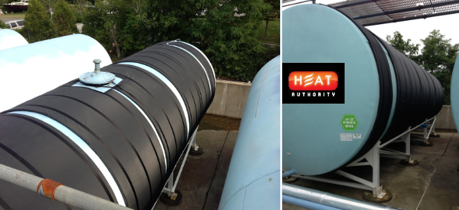 Large Tank Heater Systems