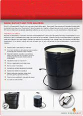 Drum Heater Brochure